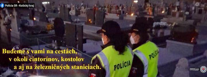 Polícia SR – Košický kraj's cover photo
